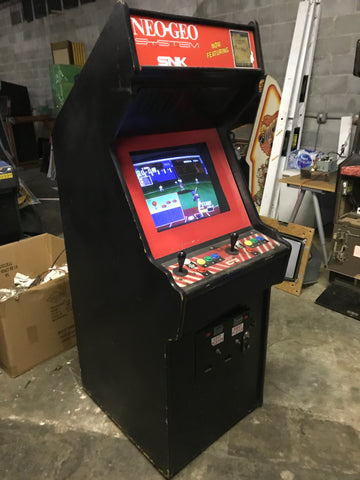 Jamma Upright Arcade Cabinet - You pick the game - or Neo Geo SNK