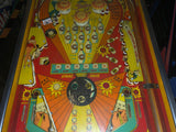 Bally Strikes and Spares Pinball Machine - Works great, just shopped and repaired!