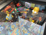 Stern Simpsons Pinball Party Pinball Machine - Works great! Home Use Only - One of the Best Sterns Ever Made!