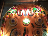 Williams Paddock Pinball Machine - Just Shopped and Repaired - Nice Game!