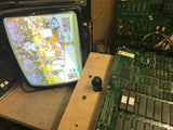 Run and Gun Konami Basketball Tested Working Mother Board PCB Jamma