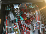 SOLD - Williams Terminator 2 T2 Judgement Day Pinball Machine - Works 100% - Just Shopped - LEDs - Chrome gun - Lots of new parts!