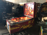 Bally Viking Pinball Machine! - Just repaired, wear on playfield but working 100%