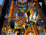 Bally Doctor Who Pinball Machine - Works great - LEDs - A Blast to Play!