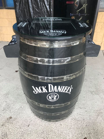 Tennessee Whiskey BLACK Barrel Multigame - Sixty Classic Games in One Unit - 1 Year Warranty