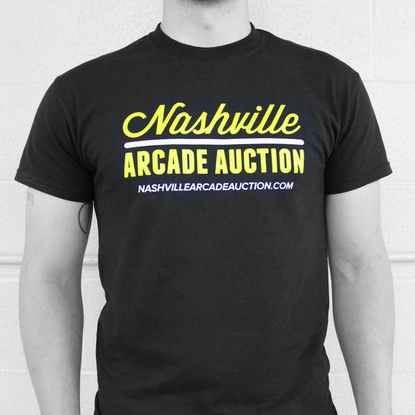 Nashville Arcade Auction Tee