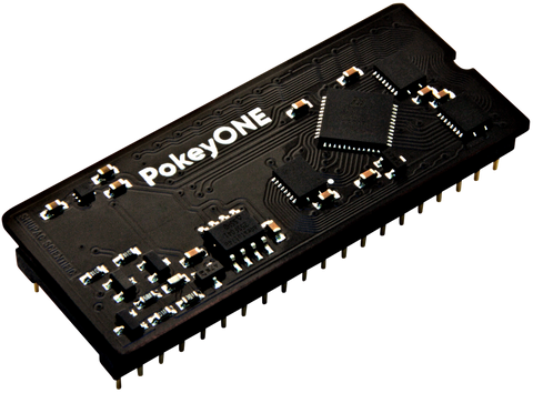 PokeyONE - Atari POKEY Chip Replacement for Atari Arcade Games - Replaces Atari P/N C012294 & 137430-001