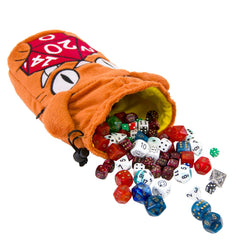 SCRATCH FURY DICE BAG