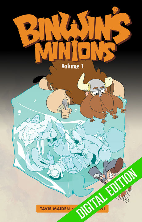 BINWIN'S MINIONS VOLUME 1 - DIGITAL EDITION