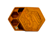 Elderwood Academy Hex Chest Dice Box