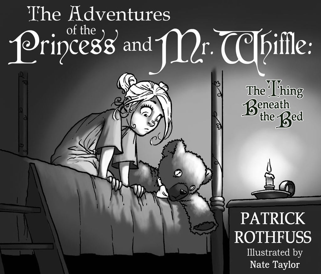 ADVENTURES OF PRINCESS AND MR. WHIFFLE