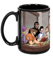 THE LAST SESSION MUG