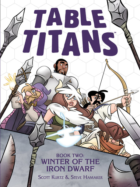Table Titans Volume 2: Winter of the Iron Dwarf