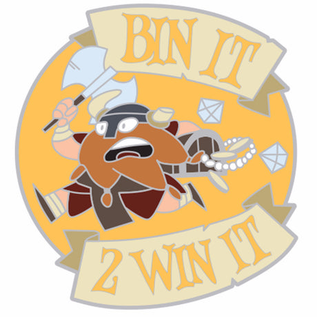 BIN IT TO WIN IT PINNY - PAX PRIME 2015