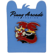 Thrax Baby Dragon Pin