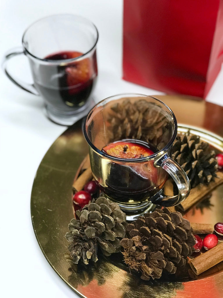 Mulled Wine using Todd's Premium Mulling Spices
