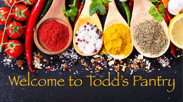 Todd's Pantry Facebook Store