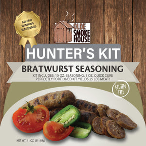 Hunter's Kit (Bratwurst, 11)
