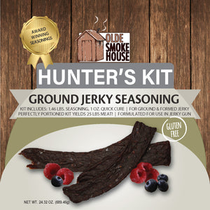 Hunter's Kit (Ground Jerky, 24.32)