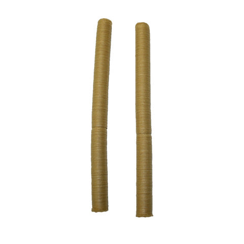 Beef Stick Casings (2 Pack), Total Capacity of 18 LBS of meat per pack.