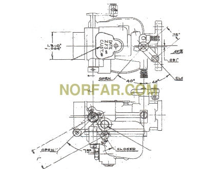 zenith updraft carburetor diagram zenith 12025 carburetor - norfar.com #3