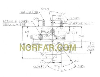 Ford 2000 Carburetor Norfar Com
