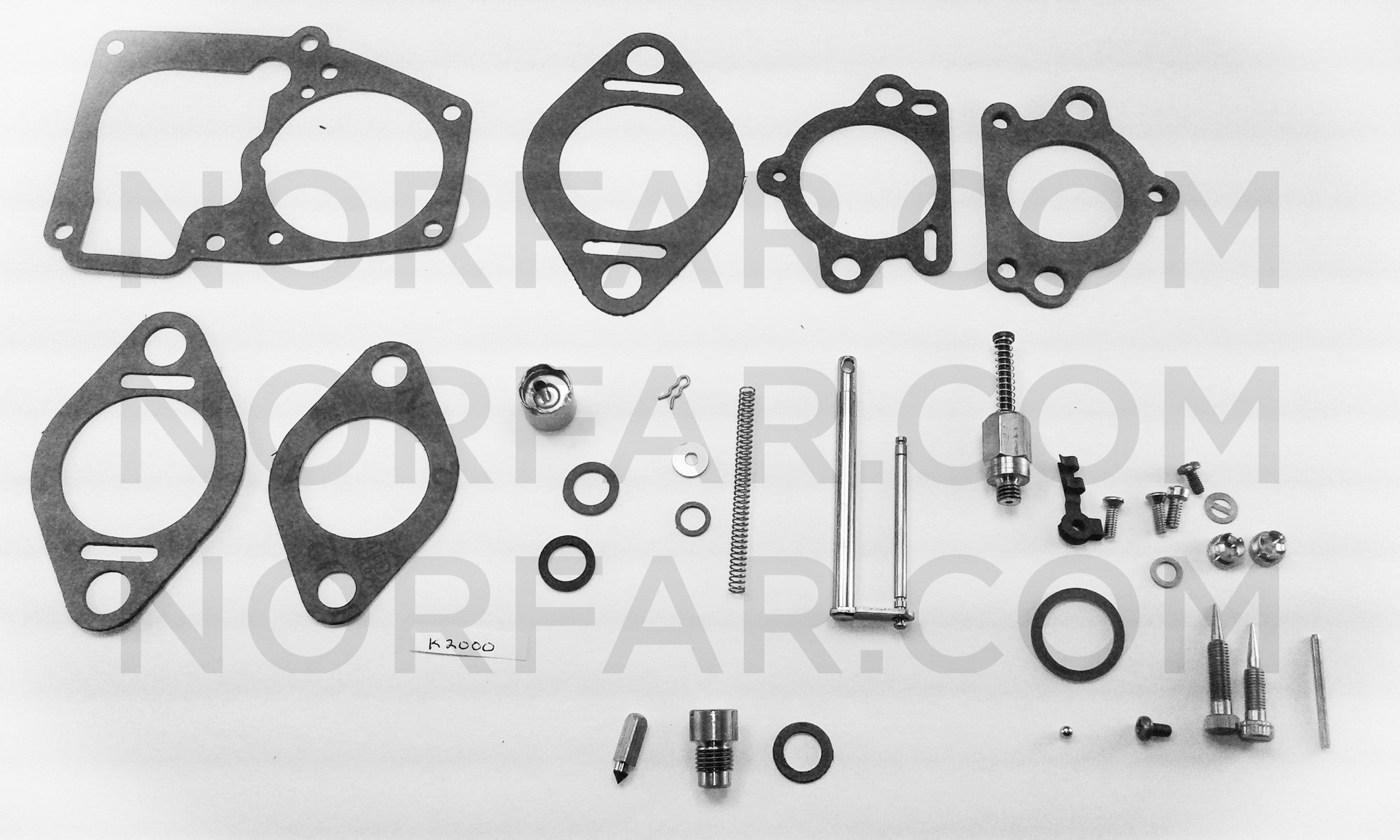 Zenith carburetor kits norfar zenith k2000 carburetor kit ccuart Image collections