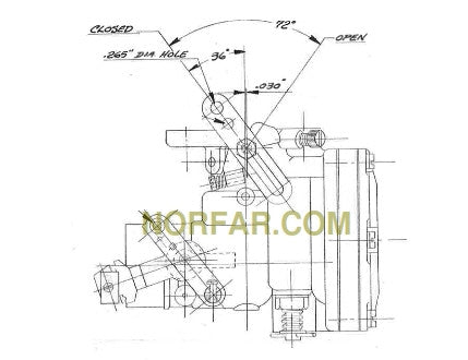 ford 8n carburetor diagram ford tractor injector pump