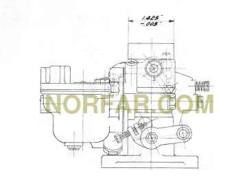 Oliver Hercules Engine Oliver Crawler Parts Wiring Diagram