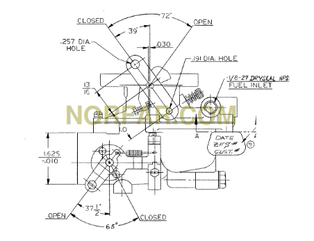 CONTINENTAL F163 ENGINE DIAGRAM - Auto Electrical Wiring Diagram