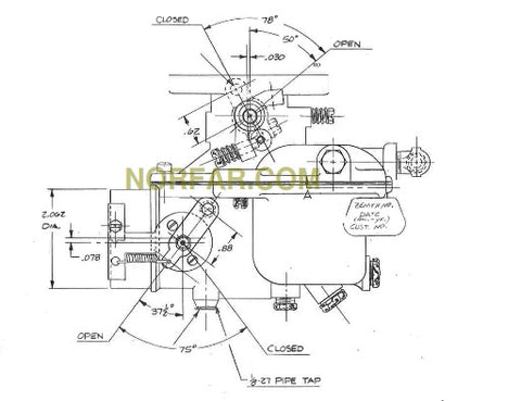 ford v4 industrial engine v 4 engine wiring diagram