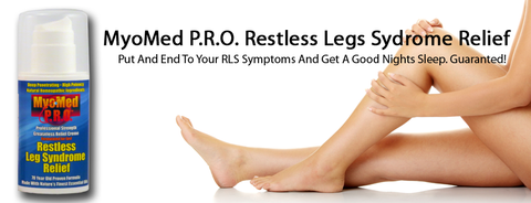 Restless Leg Syndrome Relief