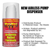 MyoMed P.R.O. Arthritis Relief Formula Airless Dispenser