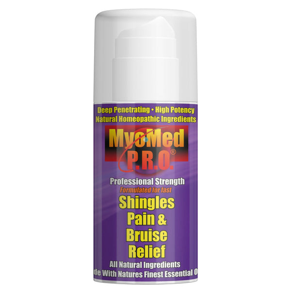 MyoMed P.R.O. Shingles Pain & Bruise Relief