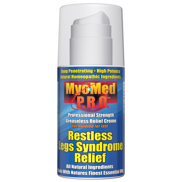MyoMed P.R.O. Restless Legs Syndrome Relief 3.5oz