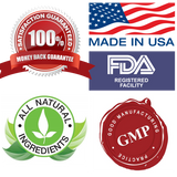 Med P.R.O. Products Are Made In The USA In An FDA Approved Facility. Money Back Guarantee