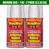 MyoMed P.R.O. Arthritis Pain Relief Cream