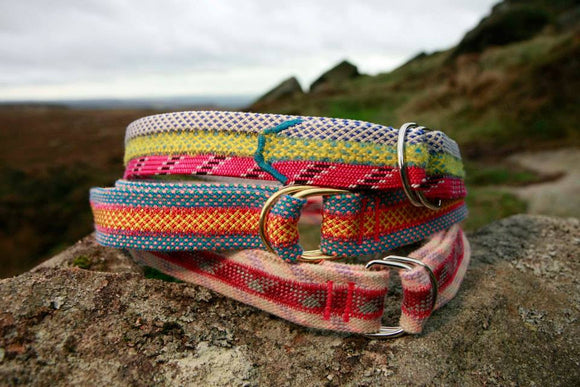 Up-cycled Belt - from rock climbing rope