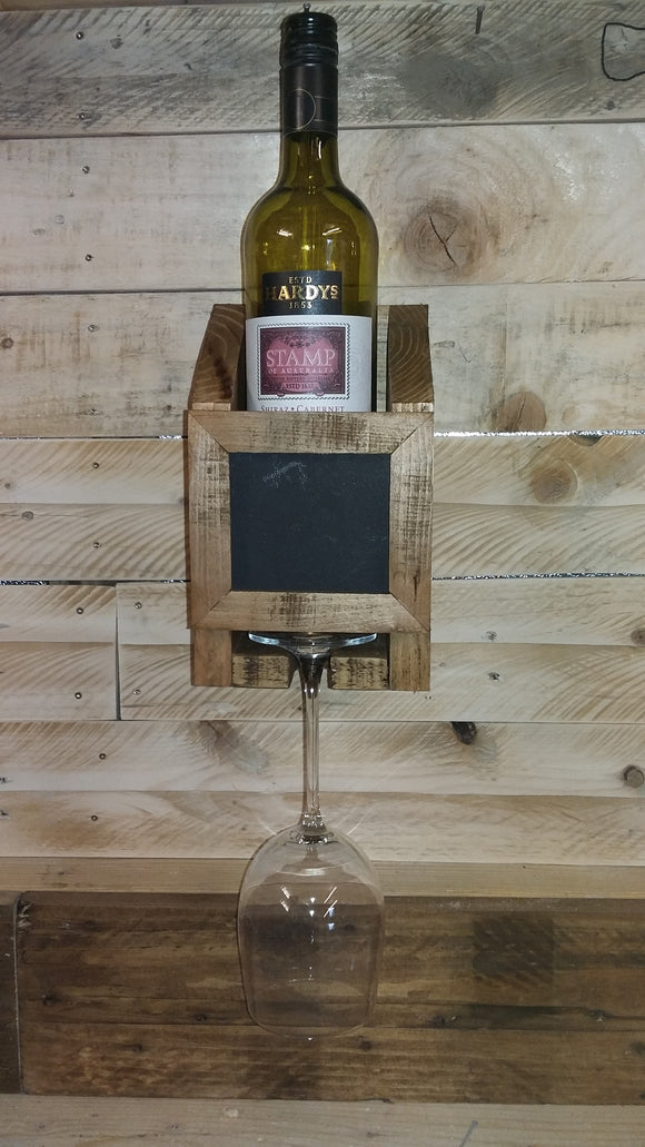 Wine Rack 'The Bachelor'