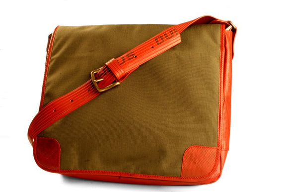 Military Messenger by Elvis & Kresse