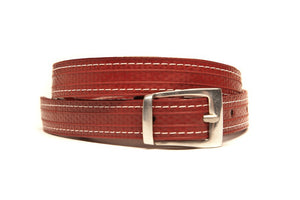 Skinny Stitch Belt by Elvis & Kresse