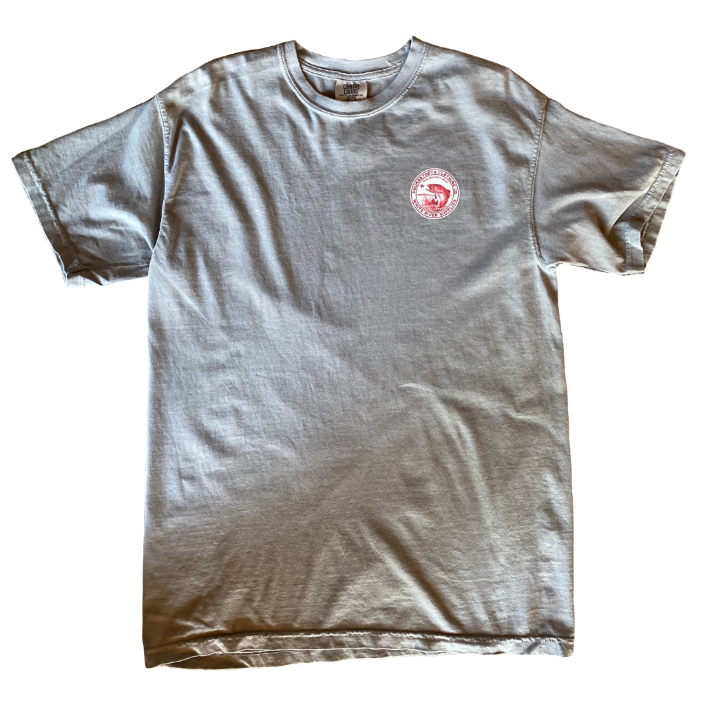 Red Trout Short Sleeve T-Shirt