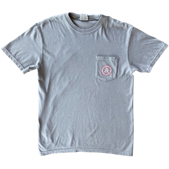 Juiced Grey Short Sleeve Pocket T-Shirt