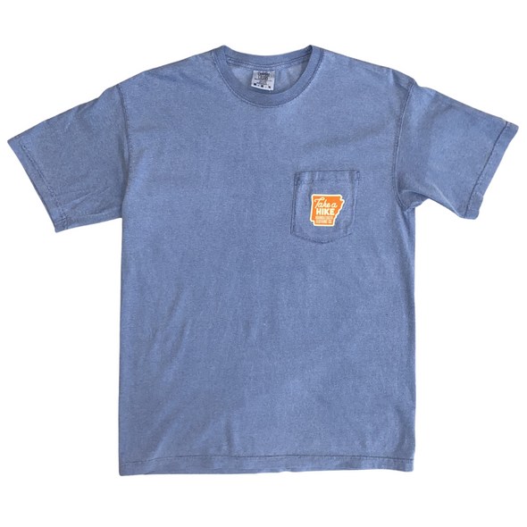 Pack It In Short Sleeve Pocket T-Shirt