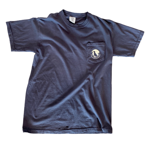 Get Lost Short Sleeve Pocket T-Shirt