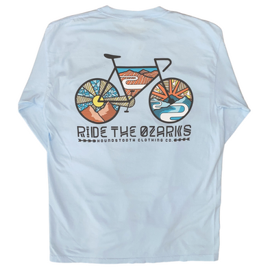 Ride the Ozarks Long Sleeve T-Shirt