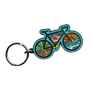 Ride the Ozarks Keychain