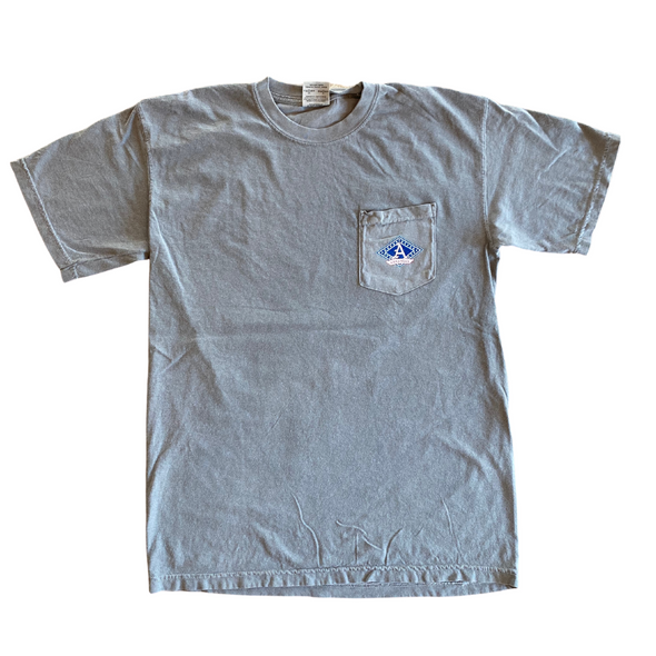 Diamond Hog 19 Short Sleeve Pocket T-Shirt