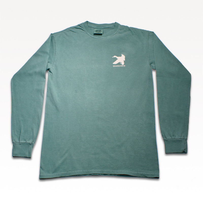 Cache Duck Long Sleeve T-Shirt