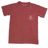 Grand Slam Crimson Pocket Short Sleeve